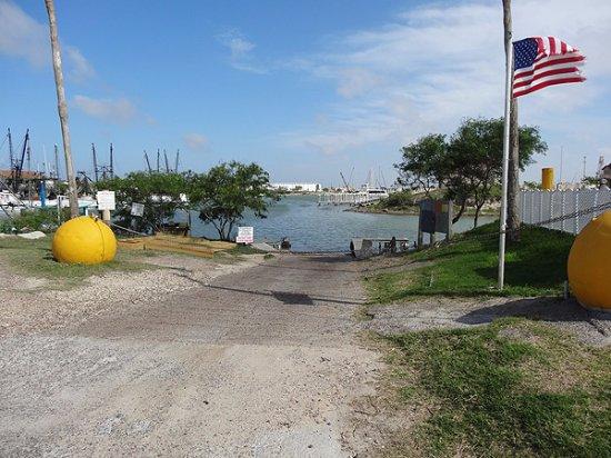 Port Isabel, TX: Boat Ramp