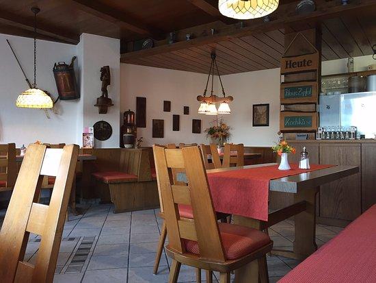 Dettelbach, Niemcy: Café Achtmann