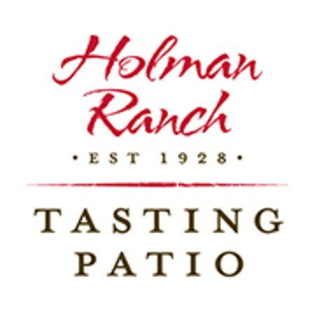 Carmel Valley, CA: Welcome To Holman Ranch Tasting Patio