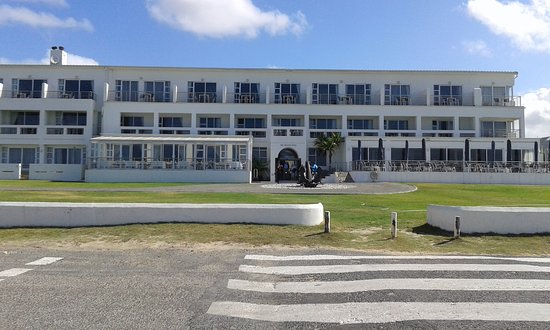 Arniston, Южная Африка: Front view of Hotel