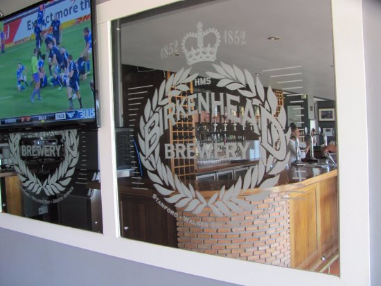 Walkerbay Estate and Birkenhead Brewery : Inside