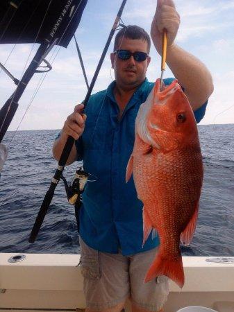 Apalachicola, FL: Red