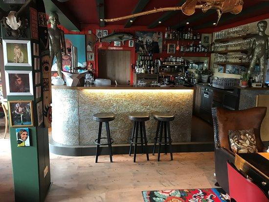 Spittal an der Drau, النمسا: Bar/Restaurant