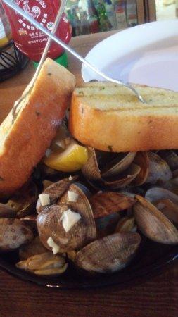 Garibaldi, Όρεγκον: best clams ever...