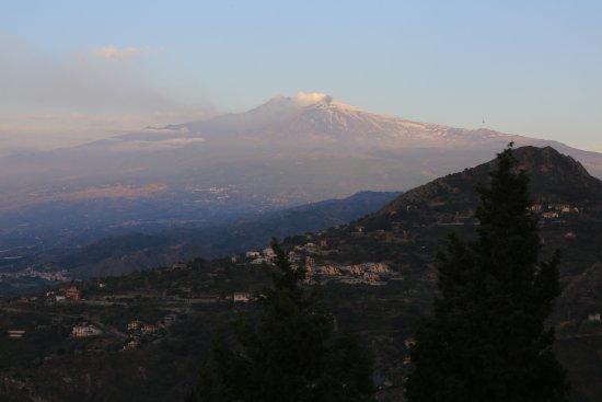 Hotel Villa Ducale: Mount Etna