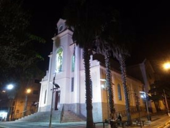 Monte Siao, MG: Igreja Nossa Senhora da Medalha Milagrosa