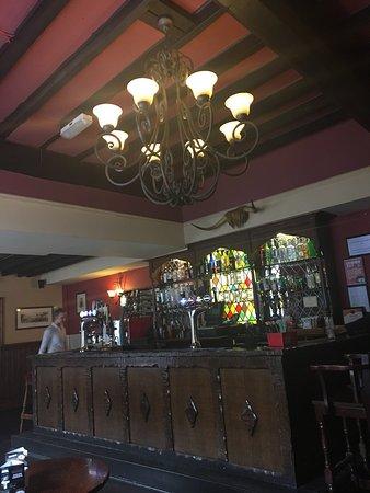 Piercebridge, UK: Main Bar