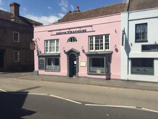 New Romney, UK: Aboyne Steakhouse