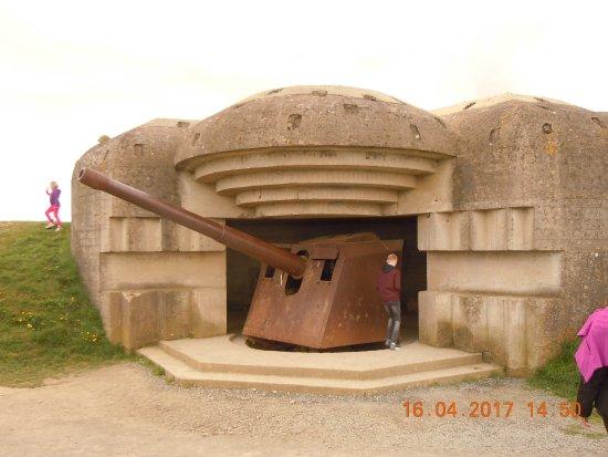 Longues-sur-Mer لوحة
