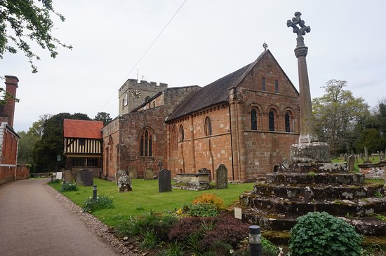 St John the Baptist church, Berkswell