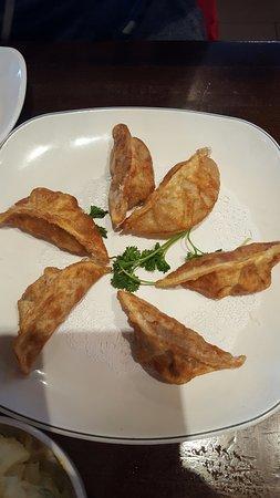 Bayside, Nowy Jork: Fried Gyoza