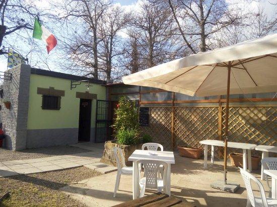Latera, Italy: l'esterno