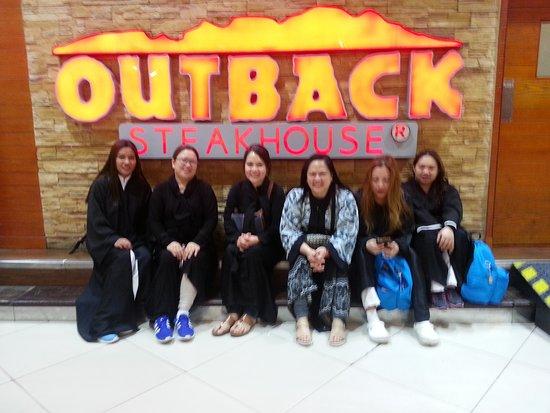 Dhahran, Saudi Arabia: Outback Steakhouse