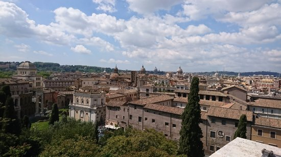 Terrazza Caffarelli - Foto di Caffetteria Terrazza Caffarelli Musei ...