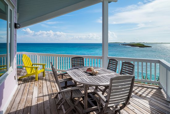 Marsh Harbour, Great Abaco Island: 2-Bedroom Beach Cottage
