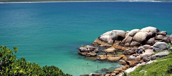 Barra da Lagoa Natural Pools