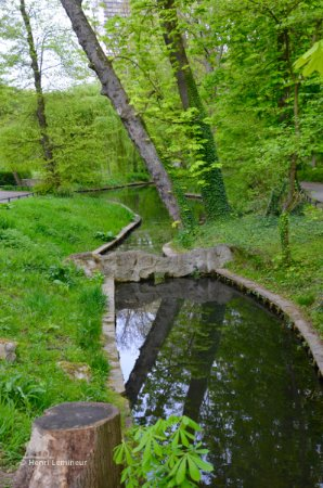 Schaerbeek, Belgia: parc Josaphat