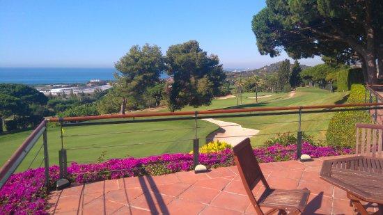 Sant Andreu de Llavaneres, إسبانيا: Club de Golf Llavaneras - Restaurante