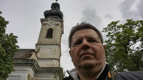 Tarnaszentmaria : Without Clock with destroyed facade
