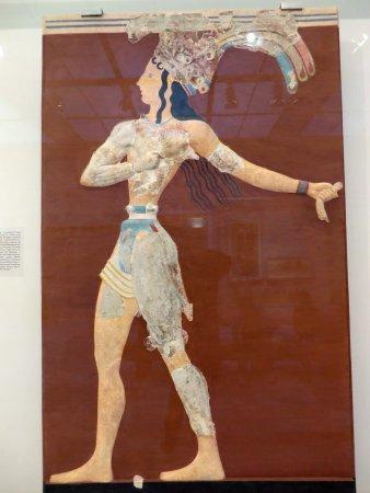 Αρχαιολογικό Μουσείο Ηρακλείου: il Principe dei gigli