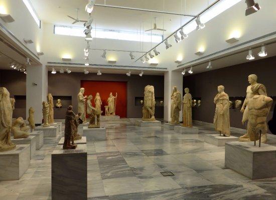 Αρχαιολογικό Μουσείο Ηρακλείου: sala delle sculture classiche