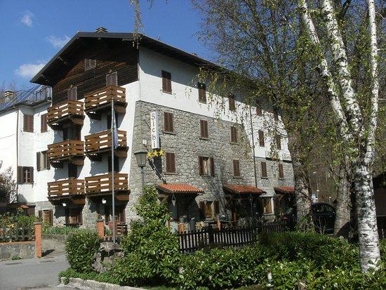 Albergo Sichi: Hotel Sichi