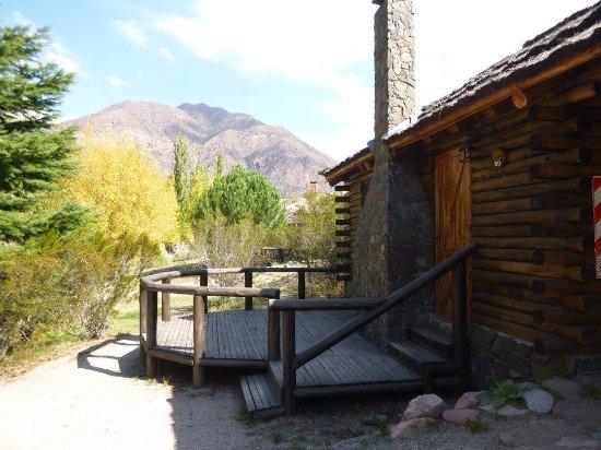 Cabanas Pueblo del Rio: Cabaña 20