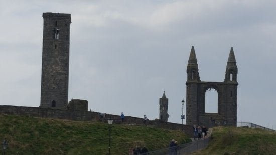 St Andrews Cathedral: Ruine