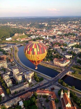 Smile Balloons - Hot air balloons tours
