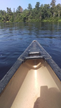 Winter, WI: Flambeau River Canoe Trip