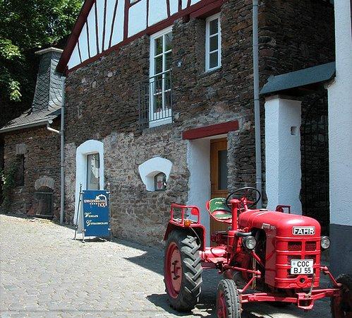 Historische Brennerei Ediger