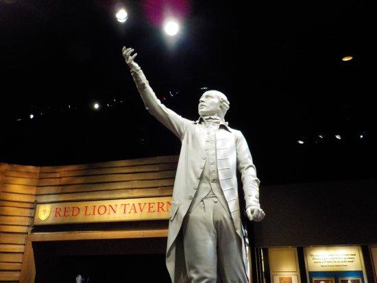 Yorktown, VA: Give Me.....BEER!