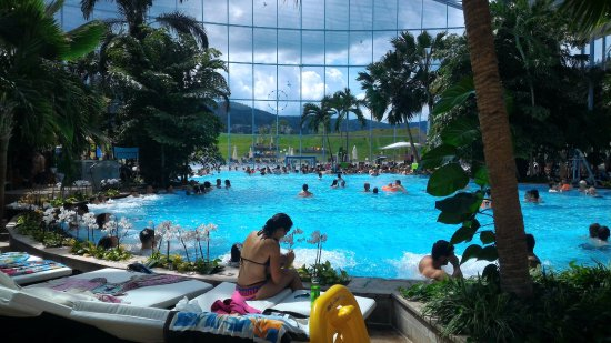 Photo de badeparadies schwarzwald titisee for Titisee piscine