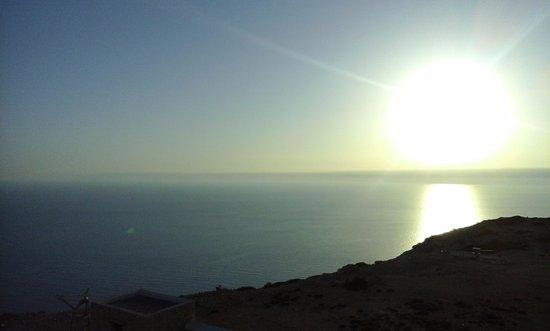 Gavdos, Yunanistan: sunset