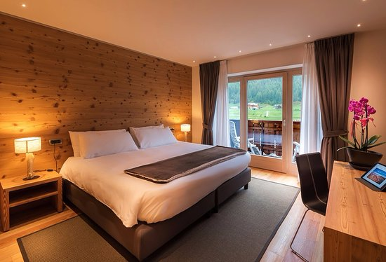 Hotel Astoria: Alpine suite