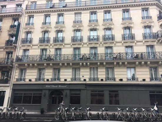 Hotel Claude Bernard Saint-Germain: L'hotel