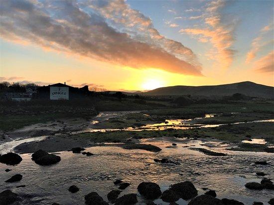 Greystones, Irlanda: Sunset in Dingle
