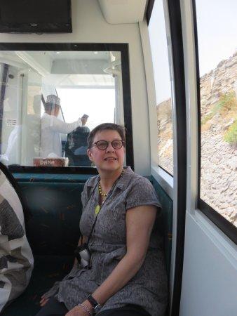 Bahla', Omán: Train to Al Hoota Cave