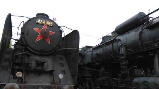 Hungarian Railway Museum (Magyar Vasuttorteneti Park)