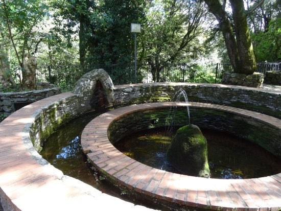 Parco di San Leonardo di Siete Fuentes
