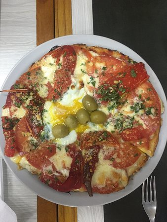 Pizza El Cuartito