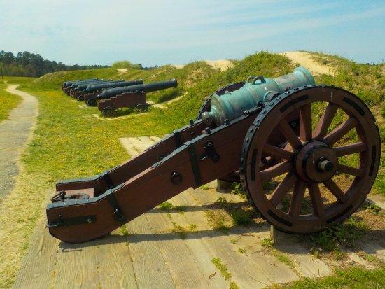 Yorktown, VA: Grand American Battery