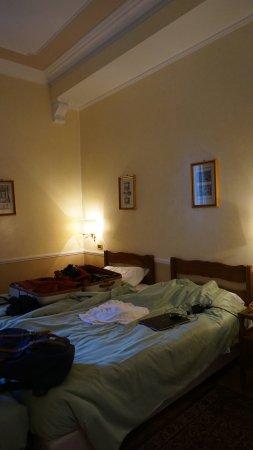 Bettoja Massimo D'Azeglio: Bedroom