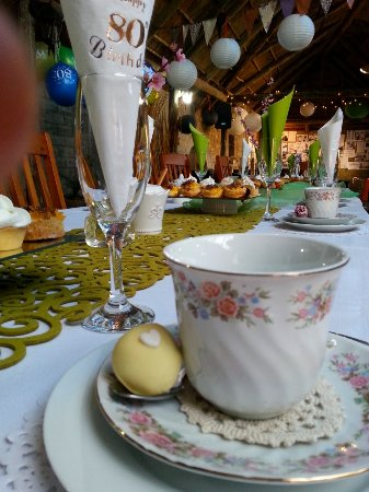 Aliwal North, South Africa: Tea Party Function