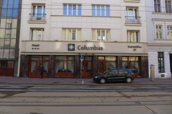 Фотография Hotel Columbus