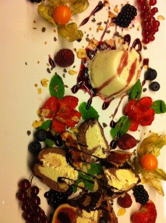 variazione deseart picture of ristorante vivere hagen tripadvisor