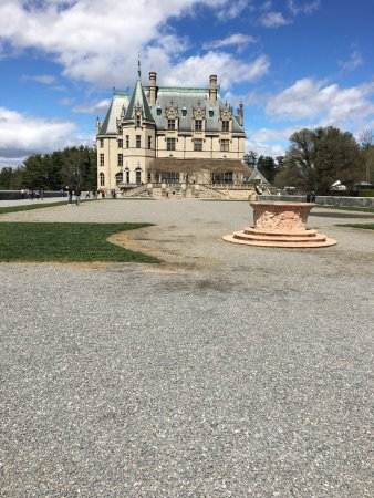 Biltmore Estate: Back Of The Biltmore