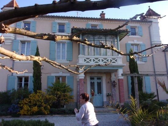 写真Chateau Coquelicot枚