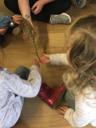 Berwick-upon-Tweed, UK: My 2 girls and I loved it