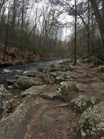 Long Valley, NJ: Hacklebarney State Park